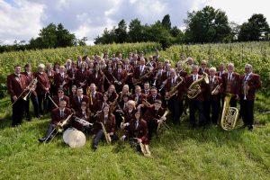 Das Große Blasorchester Musikverein Ellhofen