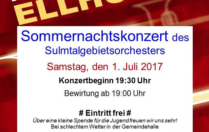 open Air Konzert 2017 Jugend MVE