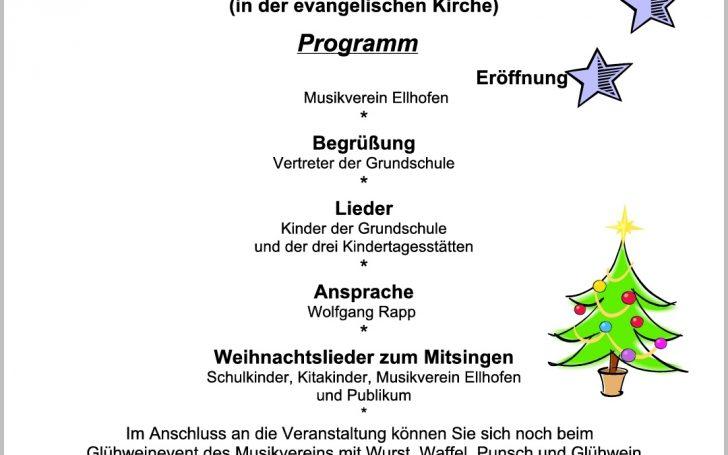 Weihnachtslieder Blasorchester.Weihnachtslieder Archive Musikverein Ellhofen E V