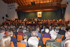 Jahreskonzert Großes Blasorchester 2018